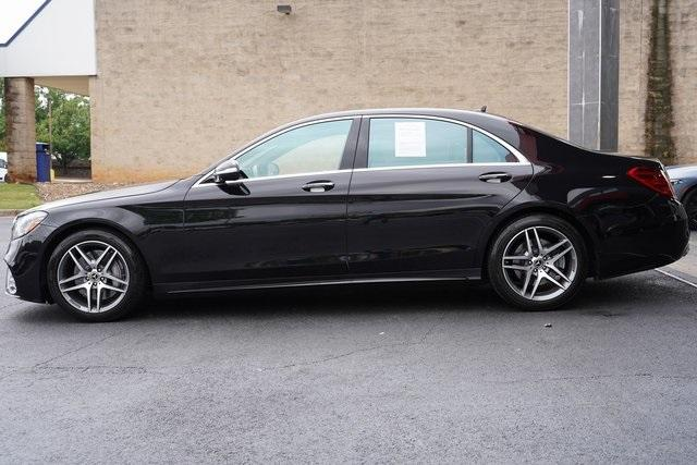 Used 2018 Mercedes-Benz S-Class S 450 for sale $60,991 at Gravity Autos Roswell in Roswell GA 30076 4