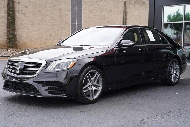 Used 2018 Mercedes-Benz S-Class S 450 for sale $60,991 at Gravity Autos Roswell in Roswell GA 30076 5