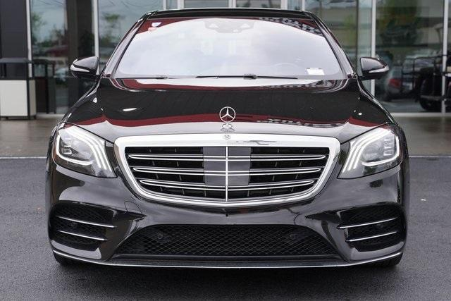 Used 2018 Mercedes-Benz S-Class S 450 for sale $60,991 at Gravity Autos Roswell in Roswell GA 30076 6