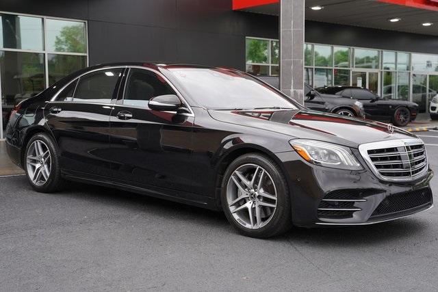Used 2018 Mercedes-Benz S-Class S 450 for sale $60,991 at Gravity Autos Roswell in Roswell GA 30076 7