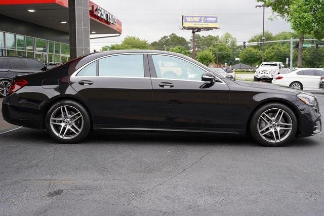 Used 2018 Mercedes-Benz S-Class S 450 for sale $60,991 at Gravity Autos Roswell in Roswell GA 30076 8