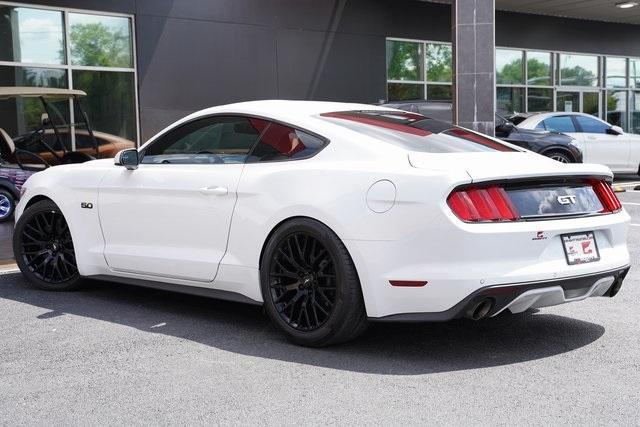 Used 2016 Ford Mustang GT for sale $32,991 at Gravity Autos Roswell in Roswell GA 30076 10