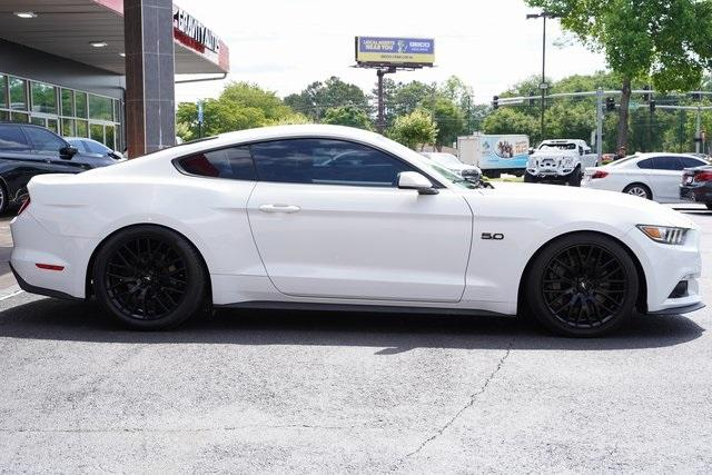 Used 2016 Ford Mustang GT for sale $32,991 at Gravity Autos Roswell in Roswell GA 30076 8