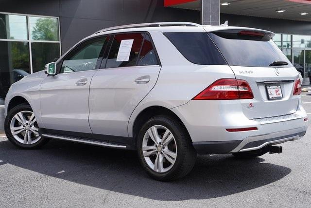 Used 2015 Mercedes-Benz M-Class ML 350 for sale Sold at Gravity Autos Roswell in Roswell GA 30076 11