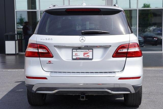 Used 2015 Mercedes-Benz M-Class ML 350 for sale Sold at Gravity Autos Roswell in Roswell GA 30076 12