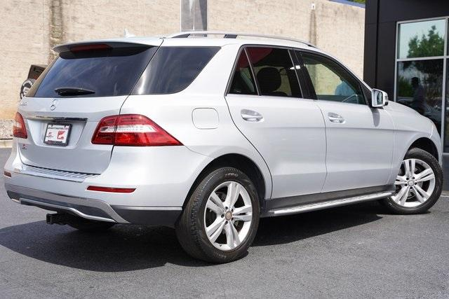 Used 2015 Mercedes-Benz M-Class ML 350 for sale Sold at Gravity Autos Roswell in Roswell GA 30076 13