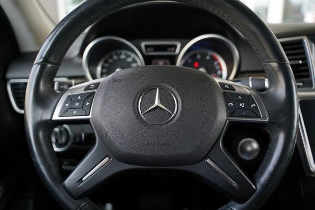 Used 2015 Mercedes-Benz M-Class ML 350 for sale Sold at Gravity Autos Roswell in Roswell GA 30076 16