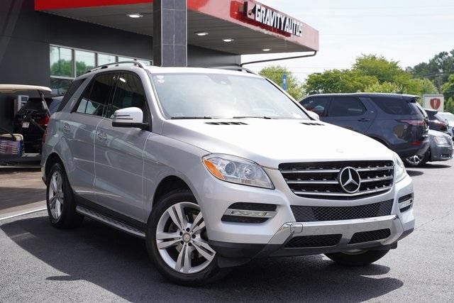 Used 2015 Mercedes-Benz M-Class ML 350 for sale Sold at Gravity Autos Roswell in Roswell GA 30076 2