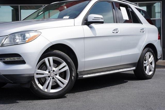 Used 2015 Mercedes-Benz M-Class ML 350 for sale Sold at Gravity Autos Roswell in Roswell GA 30076 3