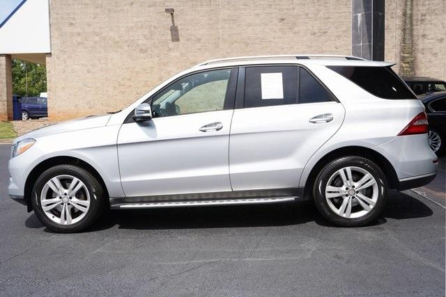 Used 2015 Mercedes-Benz M-Class ML 350 for sale Sold at Gravity Autos Roswell in Roswell GA 30076 4