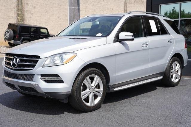 Used 2015 Mercedes-Benz M-Class ML 350 for sale Sold at Gravity Autos Roswell in Roswell GA 30076 5