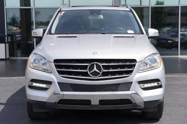Used 2015 Mercedes-Benz M-Class ML 350 for sale Sold at Gravity Autos Roswell in Roswell GA 30076 6