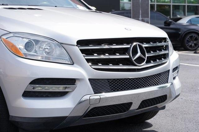Used 2015 Mercedes-Benz M-Class ML 350 for sale Sold at Gravity Autos Roswell in Roswell GA 30076 9