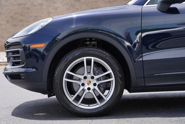 Used 2019 Porsche Cayenne Base for sale $66,991 at Gravity Autos Roswell in Roswell GA 30076 11