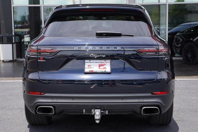 Used 2019 Porsche Cayenne Base for sale $66,991 at Gravity Autos Roswell in Roswell GA 30076 14