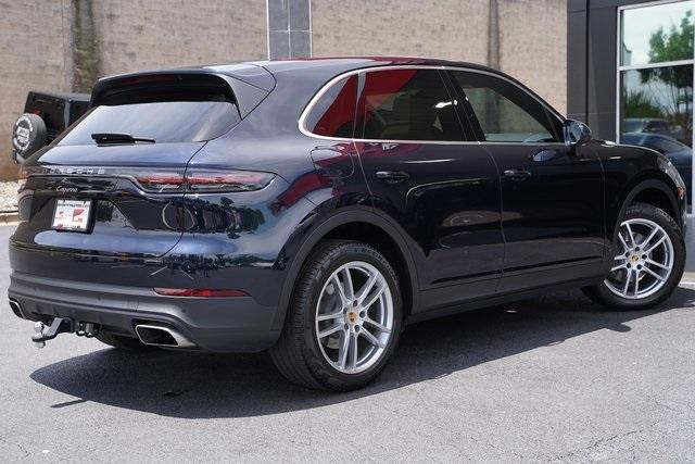 Used 2019 Porsche Cayenne Base for sale $66,991 at Gravity Autos Roswell in Roswell GA 30076 15