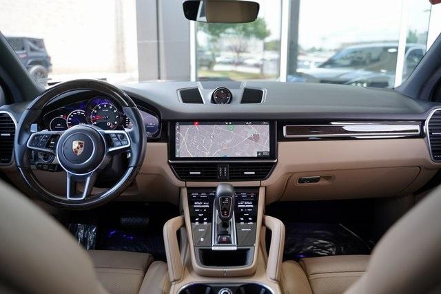 Used 2019 Porsche Cayenne Base for sale $66,991 at Gravity Autos Roswell in Roswell GA 30076 18