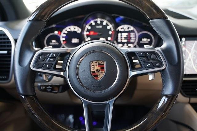 Used 2019 Porsche Cayenne Base for sale $66,991 at Gravity Autos Roswell in Roswell GA 30076 22
