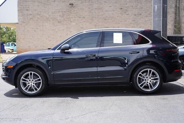 Used 2019 Porsche Cayenne Base for sale $66,991 at Gravity Autos Roswell in Roswell GA 30076 4