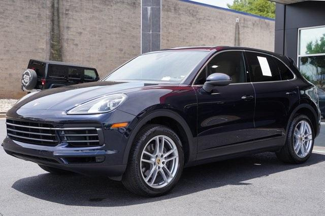 Used 2019 Porsche Cayenne Base for sale $66,991 at Gravity Autos Roswell in Roswell GA 30076 5