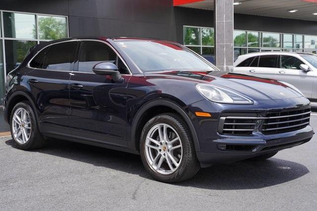 Used 2019 Porsche Cayenne Base for sale $66,991 at Gravity Autos Roswell in Roswell GA 30076 7