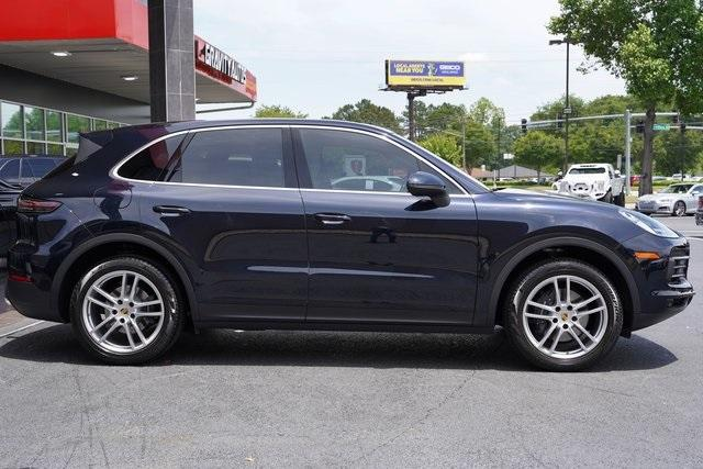 Used 2019 Porsche Cayenne Base for sale $66,991 at Gravity Autos Roswell in Roswell GA 30076 8