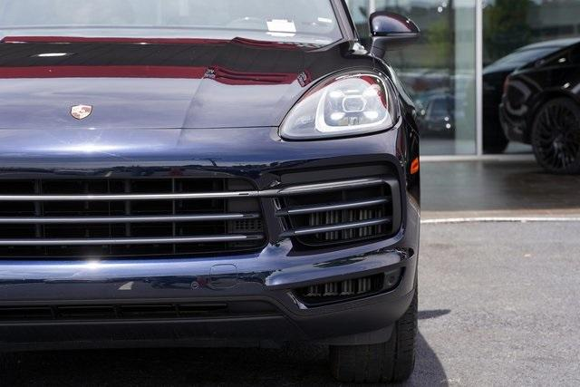 Used 2019 Porsche Cayenne Base for sale $66,991 at Gravity Autos Roswell in Roswell GA 30076 9