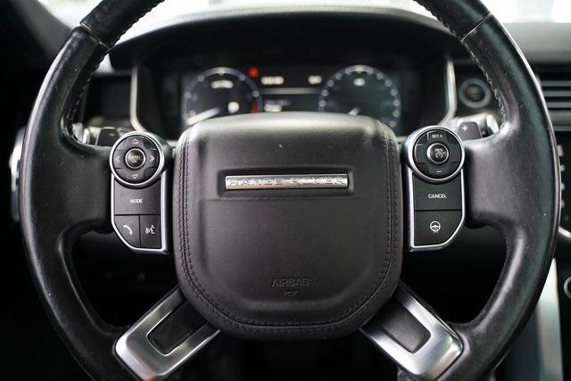 Used 2015 Land Rover Range Rover 3.0L V6 Supercharged HSE for sale $47,991 at Gravity Autos Roswell in Roswell GA 30076 15