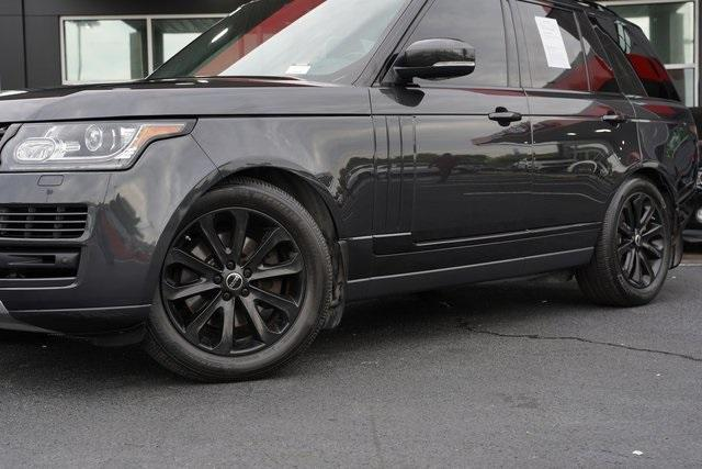 Used 2015 Land Rover Range Rover 3.0L V6 Supercharged HSE for sale $47,991 at Gravity Autos Roswell in Roswell GA 30076 3