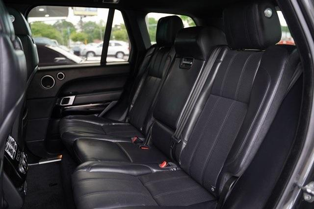 Used 2015 Land Rover Range Rover 3.0L V6 Supercharged HSE for sale $47,991 at Gravity Autos Roswell in Roswell GA 30076 30