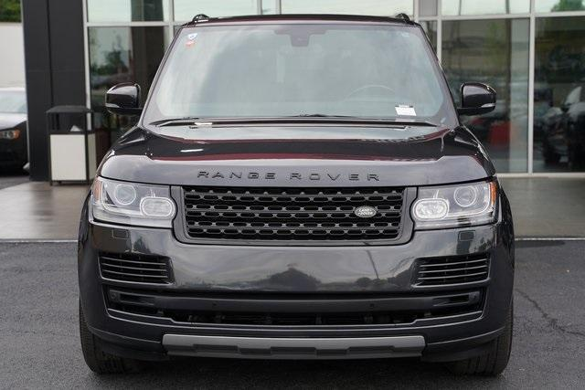 Used 2015 Land Rover Range Rover 3.0L V6 Supercharged HSE for sale $47,991 at Gravity Autos Roswell in Roswell GA 30076 6