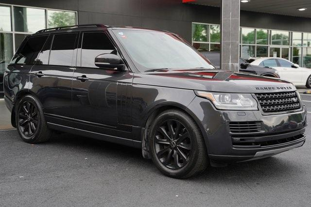 Used 2015 Land Rover Range Rover 3.0L V6 Supercharged HSE for sale $47,991 at Gravity Autos Roswell in Roswell GA 30076 7