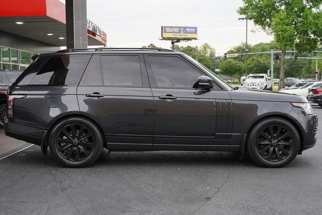Used 2015 Land Rover Range Rover 3.0L V6 Supercharged HSE for sale $47,991 at Gravity Autos Roswell in Roswell GA 30076 8