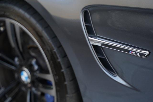 Used 2018 BMW M3 Base for sale $53,991 at Gravity Autos Roswell in Roswell GA 30076 11