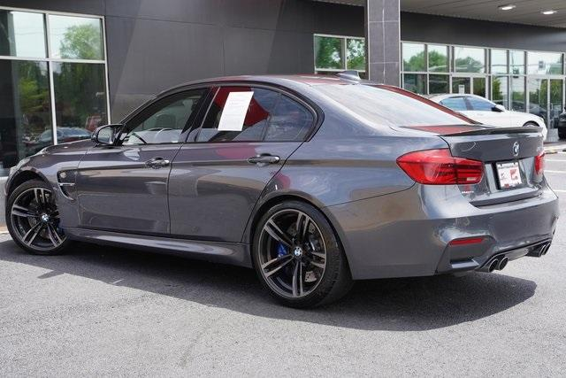 Used 2018 BMW M3 Base for sale $53,991 at Gravity Autos Roswell in Roswell GA 30076 13