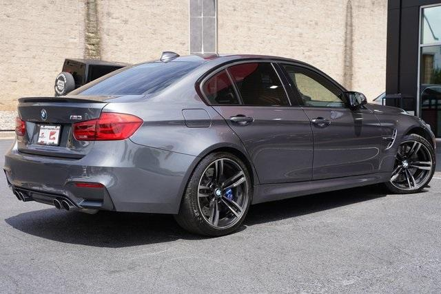 Used 2018 BMW M3 Base for sale $53,991 at Gravity Autos Roswell in Roswell GA 30076 15