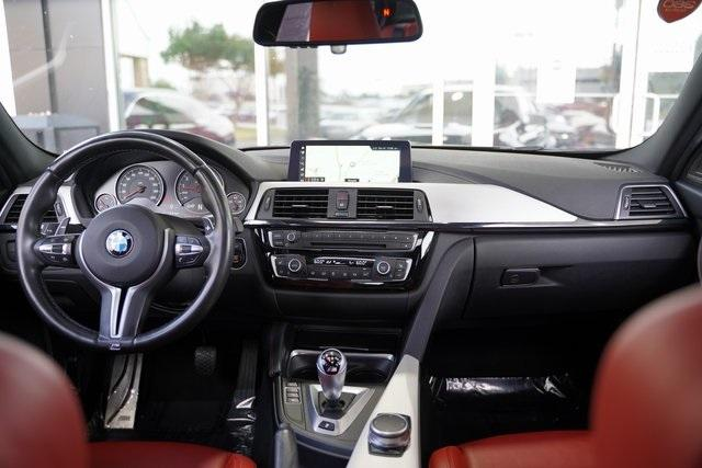 Used 2018 BMW M3 Base for sale $53,991 at Gravity Autos Roswell in Roswell GA 30076 18