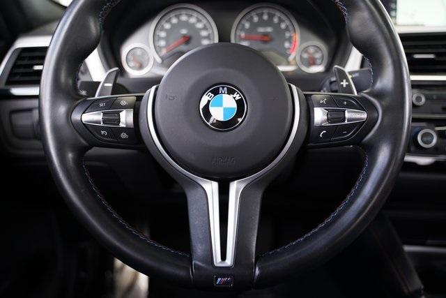 Used 2018 BMW M3 Base for sale $53,991 at Gravity Autos Roswell in Roswell GA 30076 19