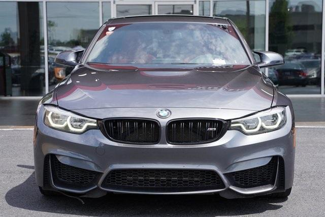 Used 2018 BMW M3 Base for sale $53,991 at Gravity Autos Roswell in Roswell GA 30076 6