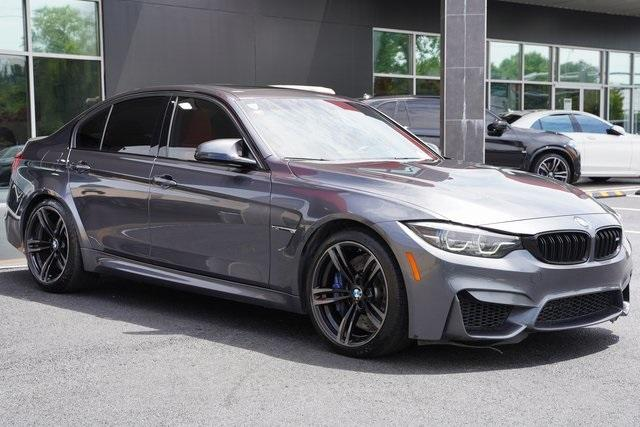 Used 2018 BMW M3 Base for sale $53,991 at Gravity Autos Roswell in Roswell GA 30076 7