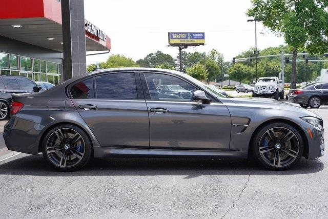 Used 2018 BMW M3 Base for sale $53,991 at Gravity Autos Roswell in Roswell GA 30076 8
