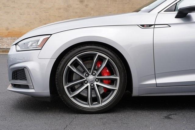 Used 2018 Audi S5 3.0T Premium Plus for sale $43,991 at Gravity Autos Roswell in Roswell GA 30076 10