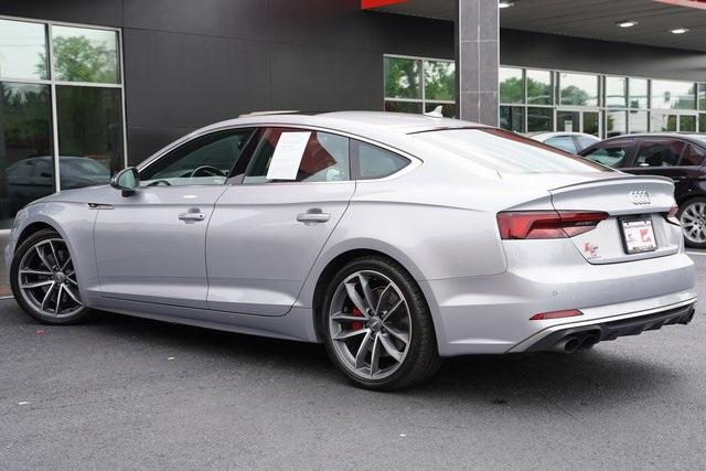 Used 2018 Audi S5 3.0T Premium Plus for sale $43,991 at Gravity Autos Roswell in Roswell GA 30076 11