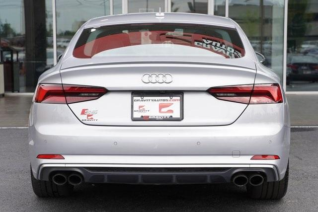 Used 2018 Audi S5 3.0T Premium Plus for sale $43,991 at Gravity Autos Roswell in Roswell GA 30076 12
