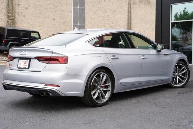 Used 2018 Audi S5 3.0T Premium Plus for sale $43,991 at Gravity Autos Roswell in Roswell GA 30076 13