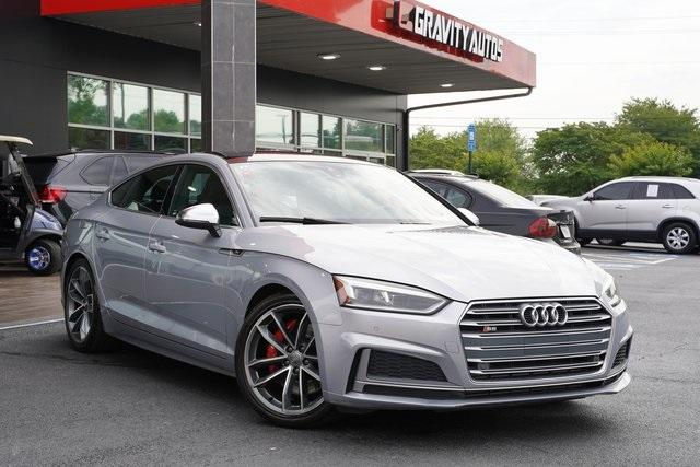 Used 2018 Audi S5 3.0T Premium Plus for sale $43,991 at Gravity Autos Roswell in Roswell GA 30076 2