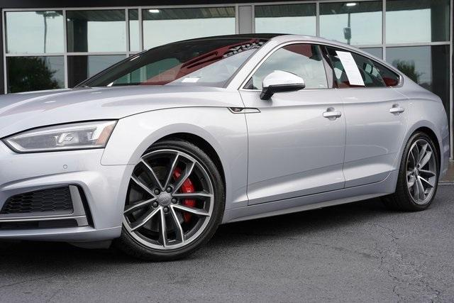 Used 2018 Audi S5 3.0T Premium Plus for sale $43,991 at Gravity Autos Roswell in Roswell GA 30076 3
