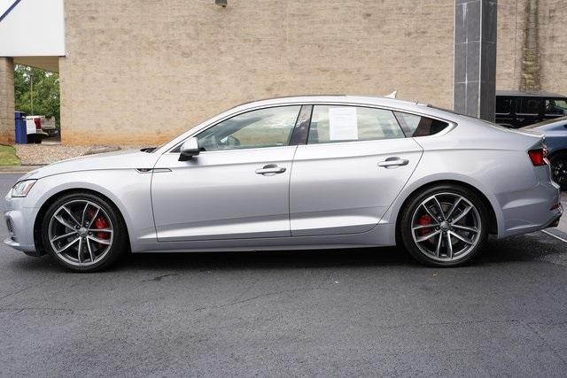 Used 2018 Audi S5 3.0T Premium Plus for sale $43,991 at Gravity Autos Roswell in Roswell GA 30076 4