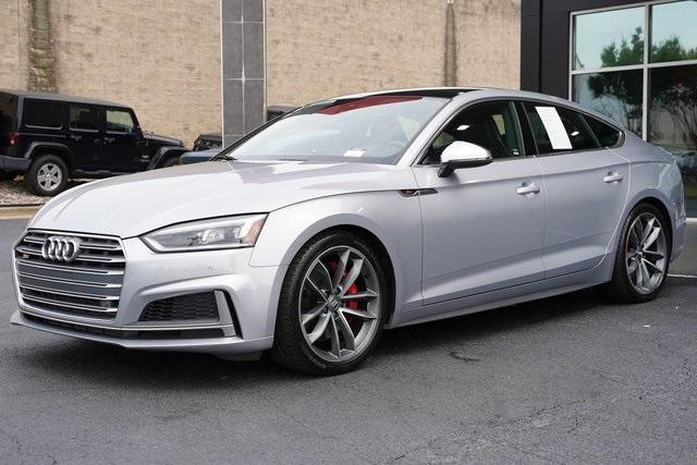 Used 2018 Audi S5 3.0T Premium Plus for sale $43,991 at Gravity Autos Roswell in Roswell GA 30076 5