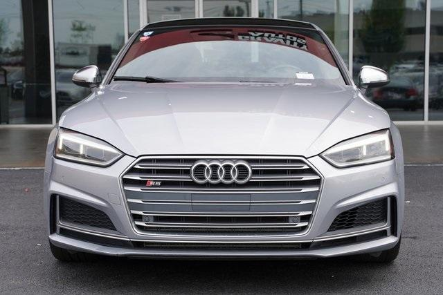 Used 2018 Audi S5 3.0T Premium Plus for sale $43,991 at Gravity Autos Roswell in Roswell GA 30076 6
